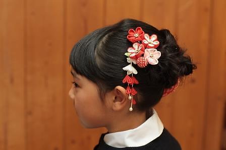 可愛いお客様|hair stage O2のヘアスタイル