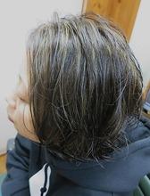 デザインカラー|hair stage O2 みなみのヘアスタイル