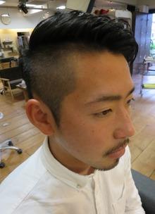 メンズ|hair stage O2のヘアスタイル