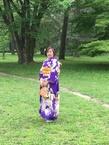 京都は着物で!