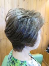 やわらかな毛流れで華やぎスタイル|hair stage O2のヘアスタイル