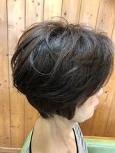 大人スタイル|hair stage O2 松向 ふみのヘアスタイル