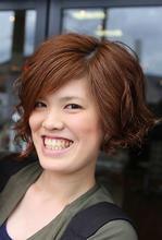 ボリューミー◇パーマ|hair stage O2のヘアスタイル