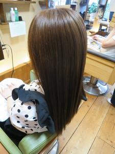 透明感upカラー|hair stage O2のヘアスタイル
