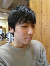 夏さわやかスタイル|hair stage O2 松向 ふみのメンズヘアスタイル