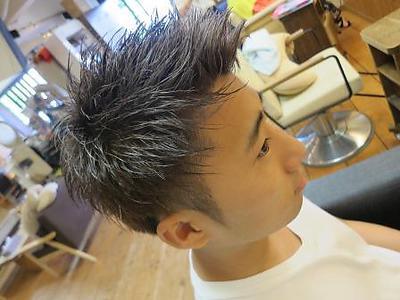 ダブルカラー|hair stage O2のヘアスタイル