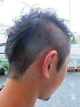 メンズカット|hair stage O2のヘアスタイル
