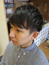 このジメジメした暑さをスッキリ|hair stage O2のメンズヘアスタイル