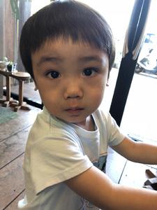 子供に似合うスタイル|hair stage O2のヘアスタイル