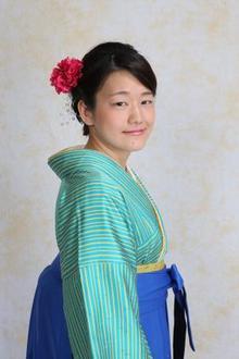 袴|hair stage O2のヘアスタイル