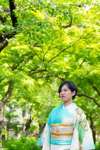七五三 十三詣り 成人式 卒業式 お茶会
