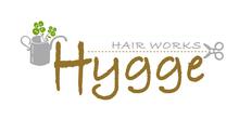 富士市の美容室・美容院【Hygge〜ヒュッゲ〜】ヘッドスパ  静岡県富士市に美容室富士市美容院・カットカラーヘッドスパ | フジシビヨウシツ ヒュッゲ  のロゴ