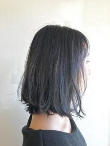 ハイライト・ブルージュ|Hygge〜ヒュッゲ〜  富士市美容室・富士市美容院のヘアスタイル