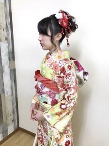 きれい成人式スタイル|Hygge〜ヒュッゲ〜  富士市美容室・富士市美容院のヘアスタイル
