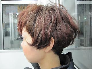 柔らかさとライン|Itsのヘアスタイル