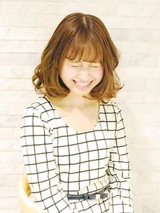 大人Kawaiiフェミニンボブ|SIECLE hair&spa 吉祥寺PARCOのヘアスタイル