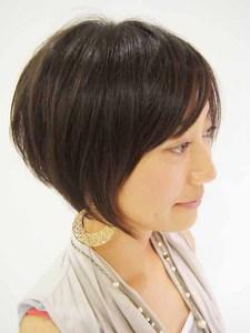 ヘルシーショートボブ|MILLENNIUM NEW YORK 新所沢店のヘアスタイル