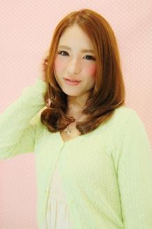 人気No.1☆ワンカールミディ|SIECLE hair&spa 渋谷店のヘアスタイル