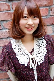 ワンカールのドーリーボブ|SIECLE hair&spa 渋谷店のヘアスタイル
