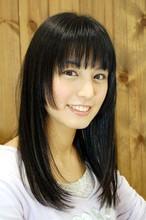 姫ライン☆ナチュラルCカール|SIECLE hair&spa 渋谷店のヘアスタイル
