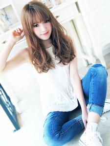みゆきカールで可愛い大人ロング女子☆|JurerBelleのヘアスタイル