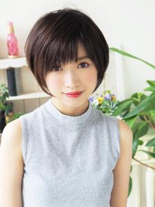 ナチュラル可愛い☆大人ノーブルショート|JurerBelleのヘアスタイル