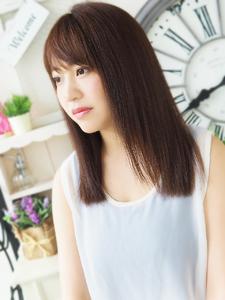 美女子ストレート大人セミディ☆ JurerBelleのヘアスタイル