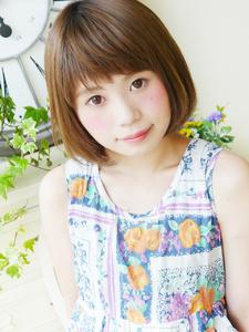 大人Love カワイイ☆ショートボブ☆|JurerBelleのヘアスタイル