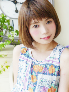Love カワイイ☆ショートボブ☆|JurerBelleのヘアスタイル