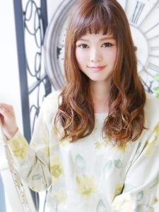 エアリー可愛いクールセミディ☆ JurerBelleのヘアスタイル