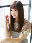 美女子☆可愛い〜ストレートセミディ