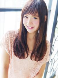 Sweet ウェーブ☆フェミニンロング