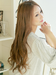 さらふわ☆ Sweet ロング|JurerBelleのヘアスタイル