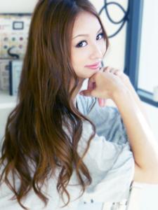 ふわ揺れ☆ Sweet ロング JurerBelleのヘアスタイル