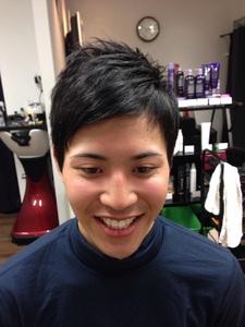 メンズ|KAMIKIRI CLUB 中百舌鳥店のヘアスタイル