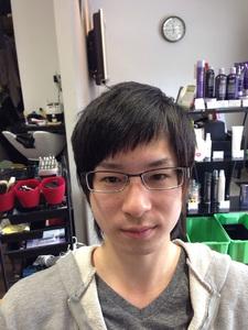 メンズスタイル|KAMIKIRI CLUB 中百舌鳥店のヘアスタイル
