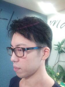 流行りのツーブロックでONもOFFもセンスよく♪|Kamikouchi メンズサロン 髪高地 灘/岩屋/春日野道/HAT神戸/西灘/ポートアイランド/摩耶駅のヘアスタイル