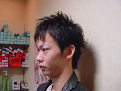 ハードなショート|Kamikouchi メンズサロン 髪高地 灘/岩屋/春日野道/HAT神戸/西灘/ポートアイランド/摩耶駅のヘアスタイル