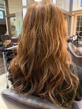 ナチュラルウェーブスタイル|髪結ぃやのヘアスタイル