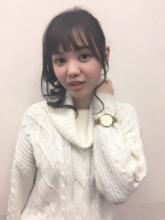 ふんわりルーズな可愛いまとめ髪スタイル!!!|KENJI hair collection's 西宮店のヘアスタイル