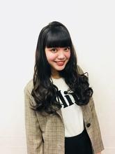 ゆるふわスタイル|KENJI hair collection's 西宮店のヘアスタイル