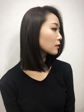 モード感を出しカッコ良い女性に!|KENJI hair collection's 西宮店のヘアスタイル