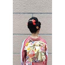 前撮り|Vive koroyasuのヘアスタイル