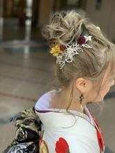 振袖ヘア|Vive koroyasuのヘアスタイル