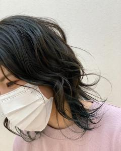 カーキカラー|Vive koroyasuのヘアスタイル