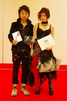 P.H.I 15 コンテスト 2位|KOZO a AVEDA 阪急MEN'S TOKYO店のヘアスタイル