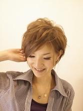 tsudaショート|La.Coupe.hair 本店(関目店)のヘアスタイル