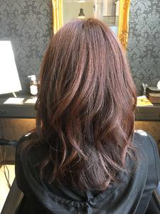 エレガントな奥様|le coeulのヘアスタイル