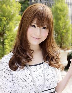 艶髪キュートロング|Libra hair spa 羽倉崎店のヘアスタイル