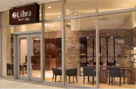 Libra hair spa りんくうシークル店